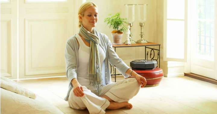 meditation for deeper relaxation