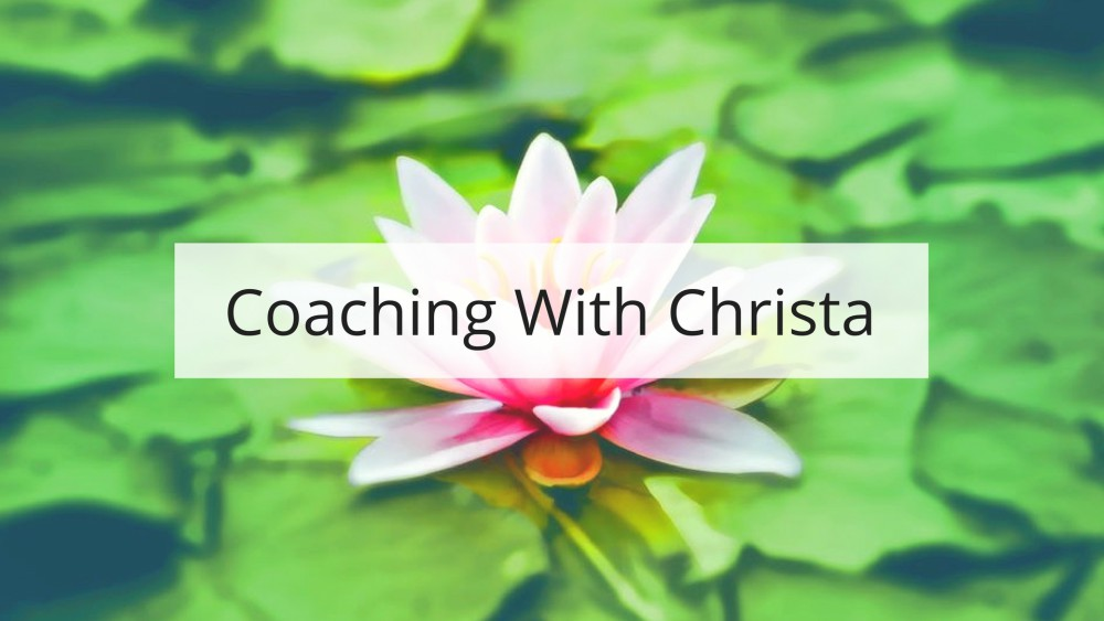 Coaching With Christa